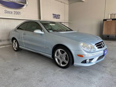 2007 Mercedes-Benz CLK for sale at TANQUE VERDE MOTORS in Tucson AZ
