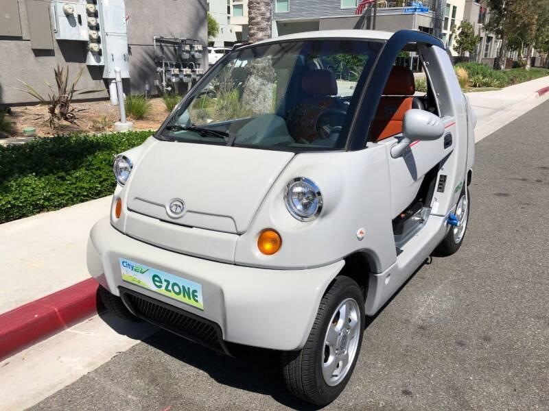 2010 Citi E Zone CT&T Electric Car for sale at Elite Dealer Sales in Costa Mesa CA