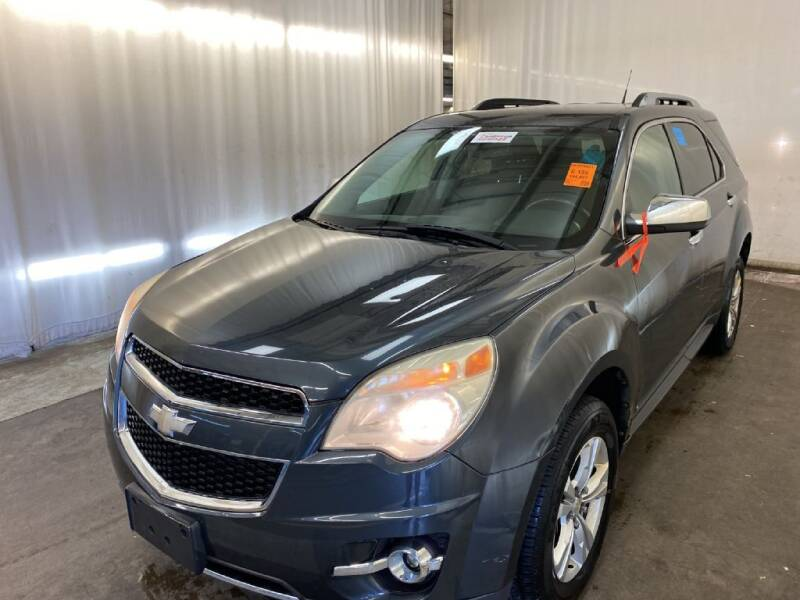 2010 Chevrolet Equinox for sale at Doug Dawson Motor Sales in Mount Sterling KY