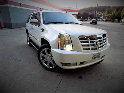 2007 Cadillac Escalade for sale at A1 Group Inc in Portland OR