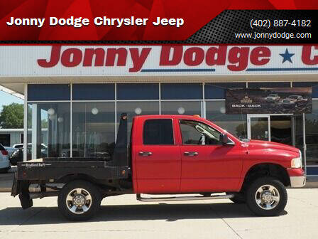 2005 Dodge Ram Pickup 2500 for sale at Jonny Dodge Chrysler Jeep in Neligh NE