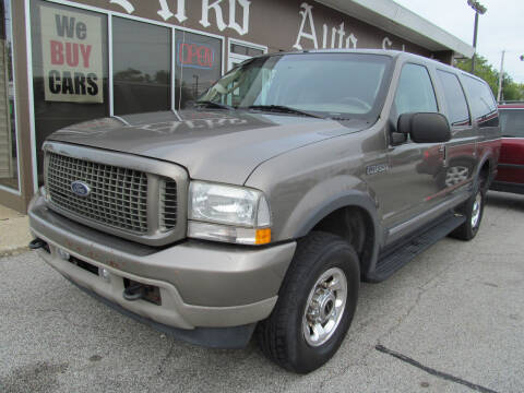 2004 Ford Excursion for sale at Arko Auto Sales in Eastlake OH
