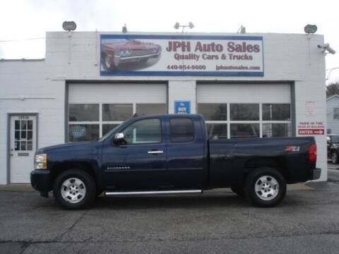 2011 Chevrolet Silverado 1500 for sale at JPH Auto Sales in Eastlake OH