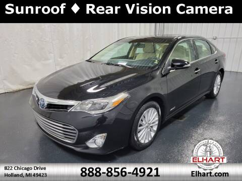 2014 Toyota Avalon Hybrid for sale at Elhart Automotive Campus in Holland MI