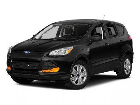 2015 Ford Escape for sale at Hawk Ford of St. Charles in St Charles IL