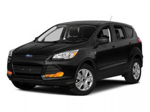 2015 Ford Escape for sale at TRAVERS GMT AUTO SALES - Traver GMT Auto Sales West in O Fallon MO