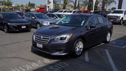 2017 Subaru Legacy for sale at Choice Motors in Merced CA