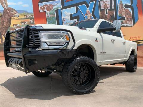 2019 RAM Ram Pickup 2500 for sale at Sparks Autoplex Inc. in Fort Worth TX
