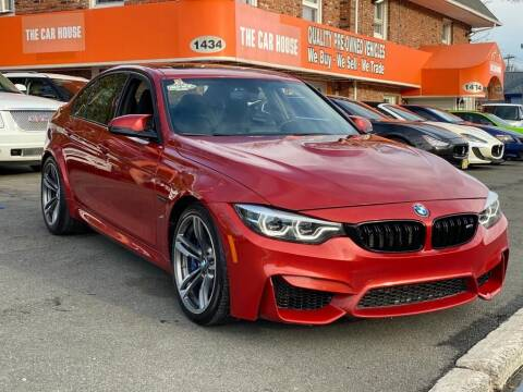2018 BMW M3 for sale at Bloomingdale Auto Group - The Car House in Butler NJ
