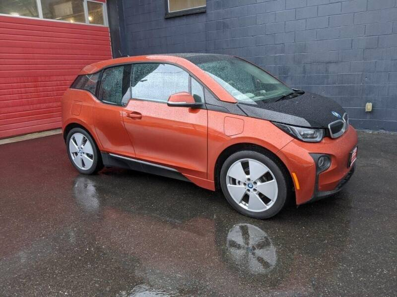 2014 BMW i3 for sale at Paramount Motors NW in Seattle WA