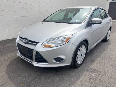 2013 Ford Focus for sale at Philadelphia Public Auto Auction in Philadelphia PA
