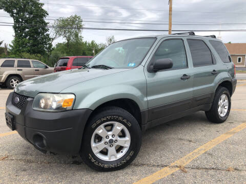 2006 Ford Escape for sale at J's Auto Exchange in Derry NH