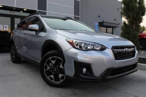 2019 Subaru Crosstrek for sale at UNITED AUTO in Millcreek UT