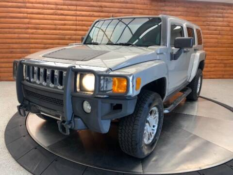 2006 HUMMER H3 for sale at Dixie Motors in Fairfield OH