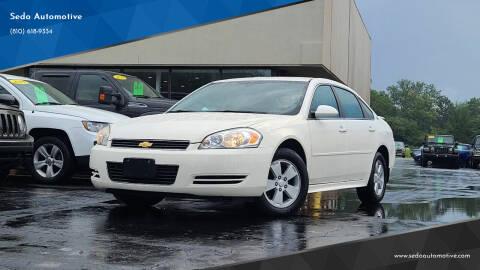 2009 Chevrolet Impala for sale at Sedo Automotive in Davison MI