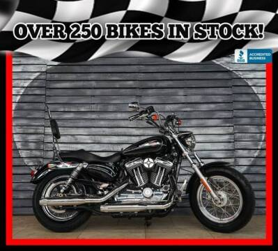 2017 Harley-Davidson XL1200 for sale at Motomaxcycles.com in Mesa AZ