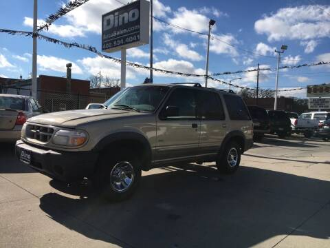 2000 Ford Explorer for sale at Dino Auto Sales in Omaha NE