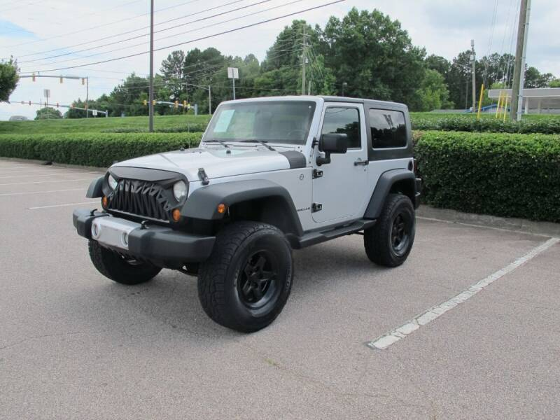 2008 Jeep Wrangler for sale at Best Import Auto Sales Inc. in Raleigh NC