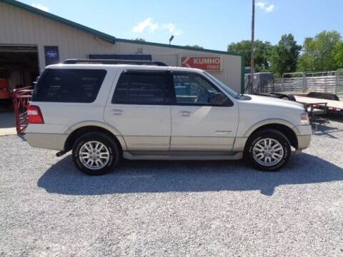 2008 Ford Expedition for sale at Rod's Auto Farm & Ranch in Houston MO