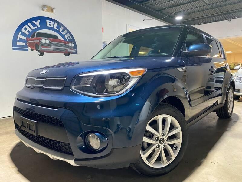 2018 Kia Soul for sale at Italy Blue Auto Sales llc in Miami FL