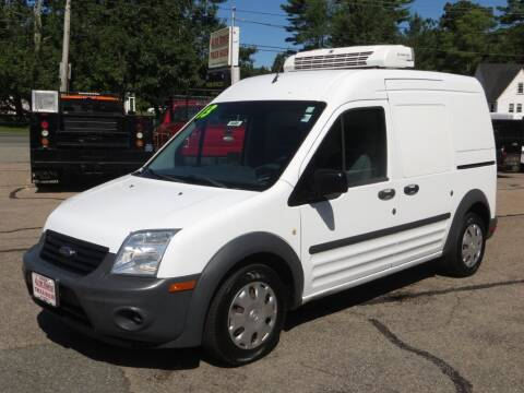 2013 Ford Transit Connect for sale at Auto Towne in Abington MA