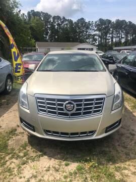 2014 Cadillac XTS for sale at Gralin Hampton Auto Sales in Summerville SC