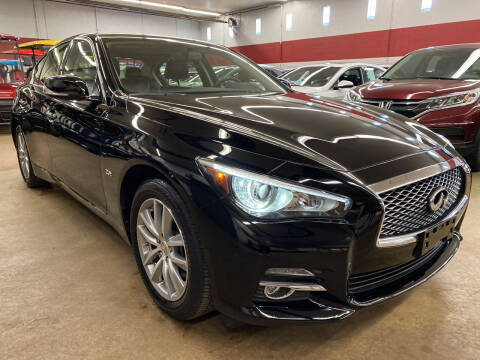2017 Infiniti Q50 for sale at Columbus Car Warehouse in Columbus OH