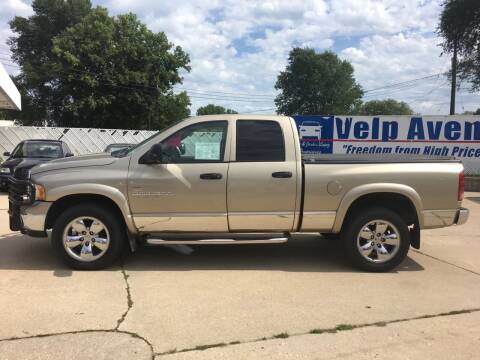 2005 Dodge Ram Pickup 1500 for sale at Velp Avenue Motors LLC in Green Bay WI