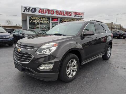 2016 Chevrolet Equinox for sale at Mo Auto Sales in Fairfield OH