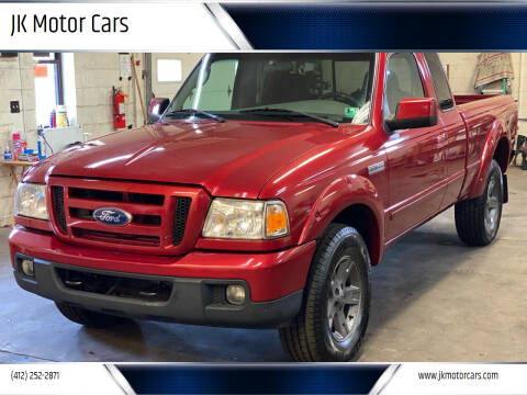 2006 Ford Ranger for sale at JK Motor Cars in Pittsburgh PA