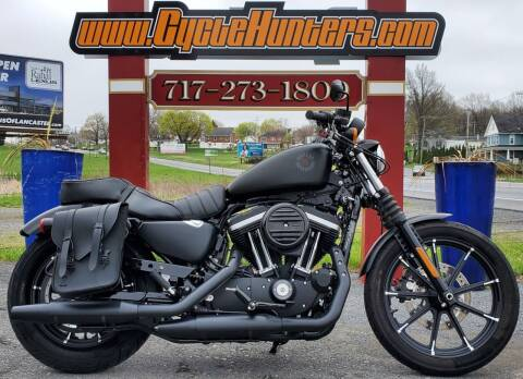 2020 Harley-Davidson Sportster Iron 883 for sale at Haldeman Auto in Lebanon PA