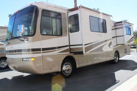 2003 Monaco Knight Knight 34PST 315hp for sale at Rancho Santa Margarita RV in Rancho Santa Margarita CA