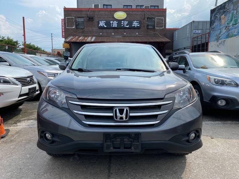 2014 Honda CR-V for sale at TJ AUTO in Brooklyn NY