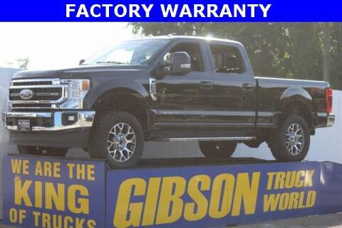 2020 Ford F-250 Super Duty for sale at Gibson Truck World in Sanford FL