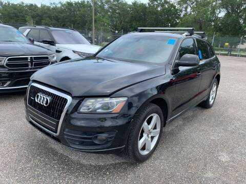 2010 Audi Q5 for sale at LUXURY IMPORTS AUTO SALES INC in North Branch MN