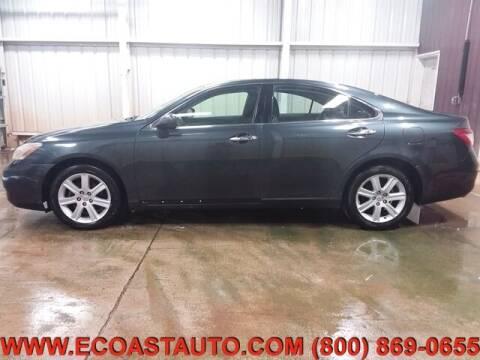 2008 Lexus ES 350 for sale at East Coast Auto Source Inc. in Bedford VA