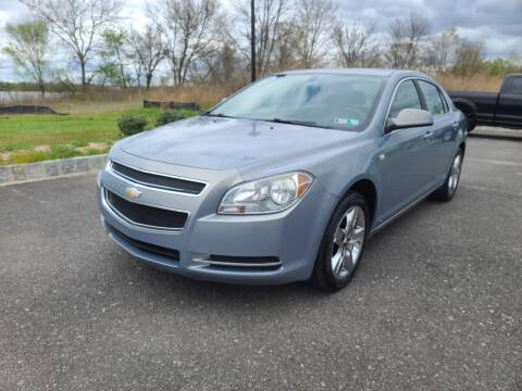 2008 Chevrolet Malibu for sale at DISTINCT IMPORTS in Cinnaminson NJ