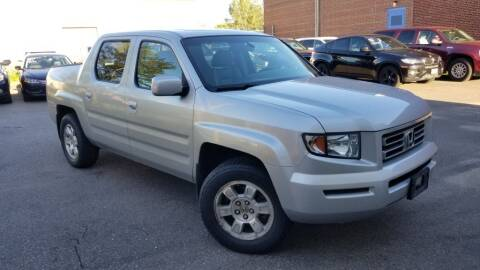 2008 Honda Ridgeline for sale at Minnesota Auto Sales in Golden Valley MN