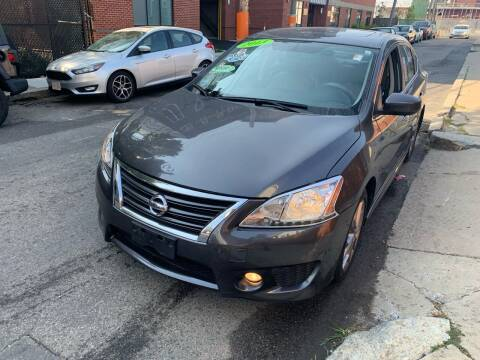 2013 Nissan Sentra for sale at Rockland Center Enterprises in Roxbury MA