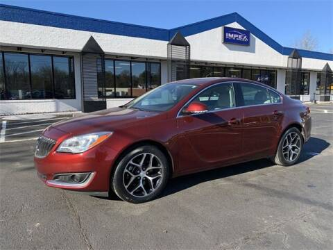 2017 Buick Regal for sale at Impex Auto Sales in Greensboro NC