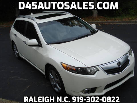 2011 Acura TSX Sport Wagon for sale at D45 Auto Brokers in Raleigh NC