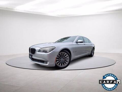2009 BMW 7 Series for sale at Carma Auto Group in Duluth GA
