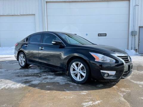 2014 Nissan Altima for sale at American Car Dealers in Lincoln NE