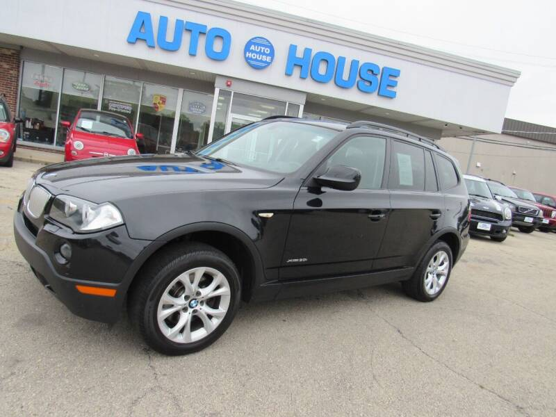 2010 BMW X3 for sale at Auto House Motors in Downers Grove IL