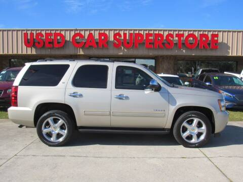 2013 Chevrolet Tahoe for sale at Checkered Flag Auto Sales NORTH in Lakeland FL