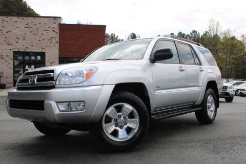 2005 Toyota 4Runner for sale at Atlanta Unique Auto Sales in Norcross GA