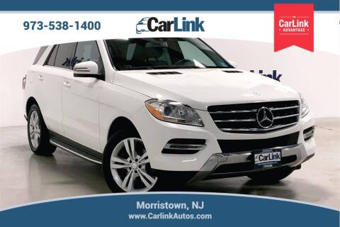 2015 Mercedes-Benz M-Class for sale at CarLink in Morristown NJ