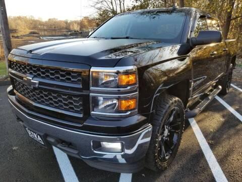 2015 Chevrolet Silverado 1500 for sale at Ultra Auto Center in North Attleboro MA