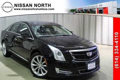 2016 Cadillac XTS for sale at Auto Center of Columbus in Columbus OH