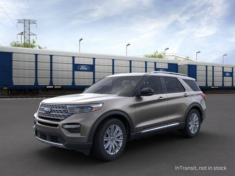 2021 Ford Explorer Hybrid for sale in Seguin, TX